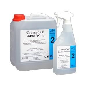 Cromodur Edelstahlpflege 500 ml
